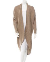 Lanvin Alpaca Wool Blend Cardigan