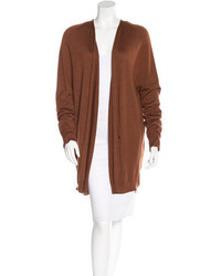 The Row Longline Open Front Cardigan