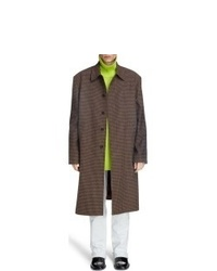Balenciaga Wool Car Coat