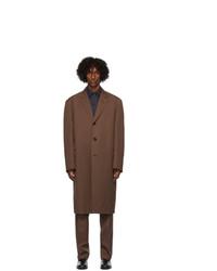 Lemaire Brown Suit Coat