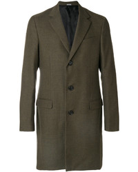 Lanvin Classic Single Breasted Coat