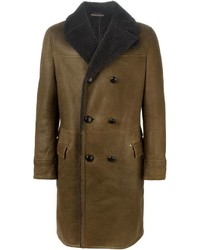 Double breasted coat medium 338308