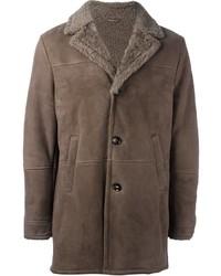 Eleventy Single Breasted Coat