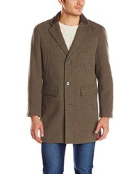 London Fog Ledyard Topper Coat