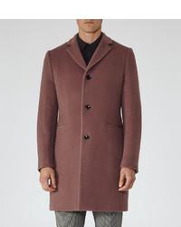 Luciano Wool Overcoat