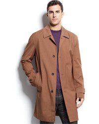 MICHAEL Michael Kors Michl Michl Kors Franklin Single Breasted Raincoat