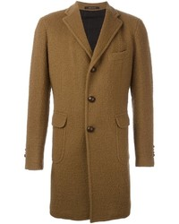 Tagliatore single breasted coat medium 795478
