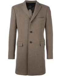 Tonello single breasted coat medium 758393