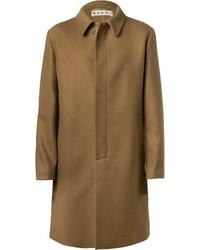 Marni Wool Blend Overcoat
