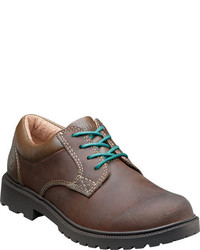 Florsheim Boys Valco Plain Jr Brown Casual Shoes