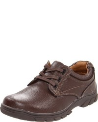 Florsheim Kids Getaway Plain Toe Uniform Oxford
