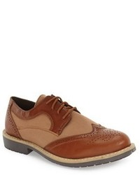 Kenneth Cole Reaction Take Fair Wingtip Oxford