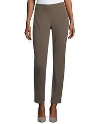 Lafayette 148 New York Punto Milano Slim Leg Pants