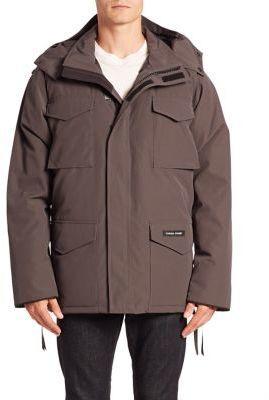 canada goose constable parka 750 saks fifth avenue lookastic com rh lookastic com
