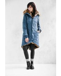 Members Only Faux Fur Lined Hooded Parka | Where to buy & how to wear