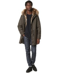 Mackage Moritz Fur Lined Fishtail Parka | Where to buy & how to wear