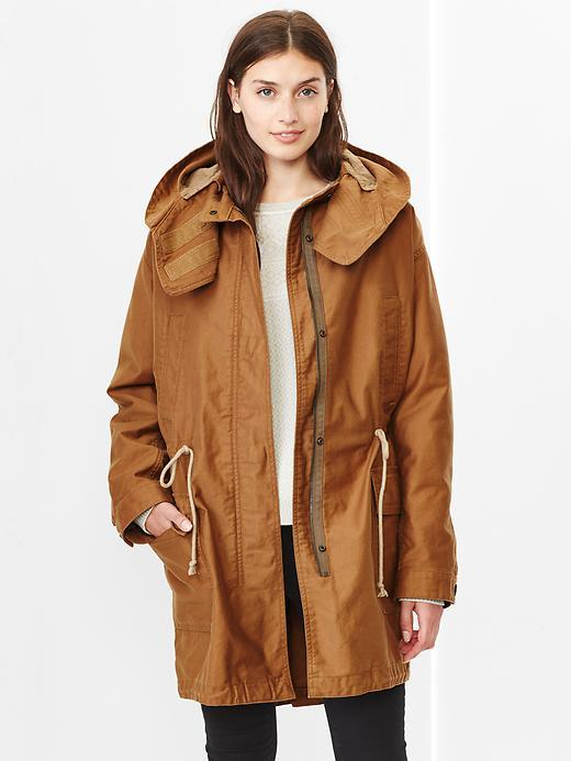 Gap Parka Jacket | Where to buy & how to wear
