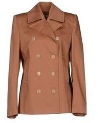 Brown Pea Coats for Women | Women's Fashion