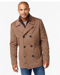 Kenneth Cole Wool Blend Peacoat | Where to buy & how to wear