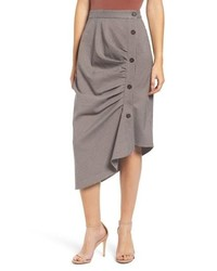 Chelsea28 Gathered Midi Skirt