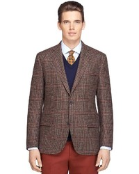 Brooks brothers own make plaid sport coat medium 364583