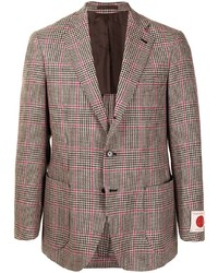 Man On The Boon. Glen Check Jacket