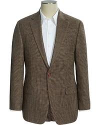Ralph Lauren Modelcurrentbrandname Lauren By Windowpane Plaid Sport Coat Wool