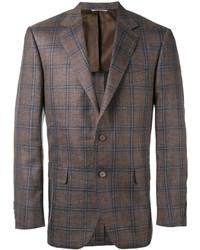 Plaid classic blazer medium 3716054