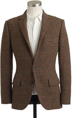 8987a6de2a $328, Ludlow Sportcoat In Brown Glen Plaid English Wool
