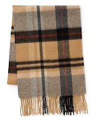 The Men's Store At Bloomingdale's New Big Plaid Scarf