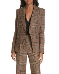 Veronica Beard Miller Wool Blend Dickey Jacket