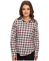 Petite felicia flannel shirt medium 179472