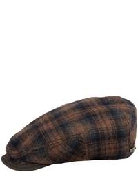 Stetson Bandera Wool Plaid Cap