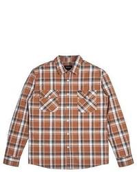 Brixton Memphis Shirt Long Sleeve