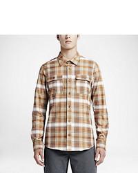 Nike Sb Plaid Woven Shirt Shirt