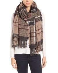 Tartan boucle scarf medium 6860330