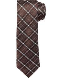 1905 collection plaid tie medium 384015