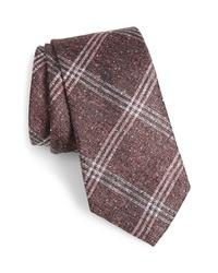 Calibrate Devon Plaid Tie