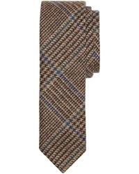 Brooks Brothers Plaid With Deco Slim Tie