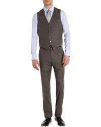 Paul Smith Check Waistcoat