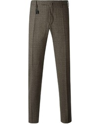 Checked tailored trousers medium 136836