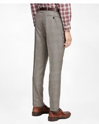 Brooks Brothers Plaid With Deco Suit Trousers