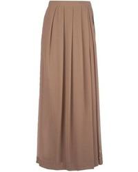 So nice pleated maxi skirt medium 76236