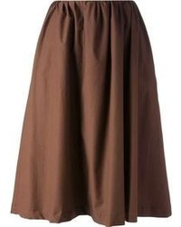 Isa arfen pleated skirt medium 66409