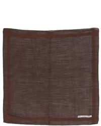 Balenciaga Woven Pocket Square