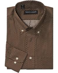 Kenneth gordon button down shirt long sleeve medium 321027