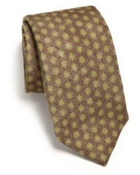 Cravatta polka dot tie medium 602237