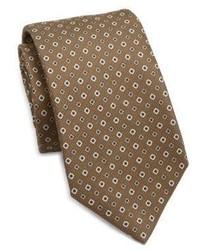 Polka dot print tie medium 613703