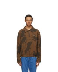 Phipps Brown Methuselah Digging Sweatshirt