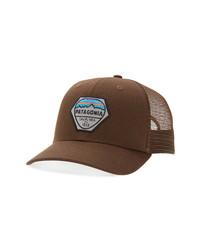 Patagonia Fitz Roy Hex Trucker Cap